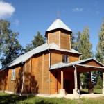 Pilcenes Sv. Antona Romas katoļu baznīca (Aleksandrs Lebeds)