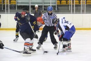 Hokeja spēle