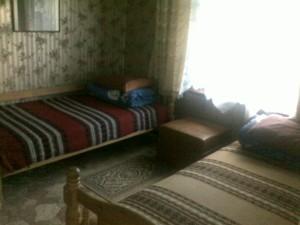 Viesu nams Osmany guļamistaba