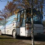 Lietota autobusa iegāde skolēnu pārvadāšanai
