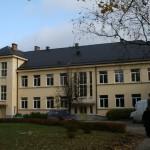 Jumta remonts un vidusskolas dienesta viesnīcas remonts