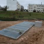 Feimaņu ciemata ūdensvada un kanalizācijas sistēmas nomaiņa