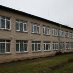 Pušas pagasta administrācijas ēkas logu un durvju nomaiņa