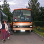 Pasažieru autobusa iegāde