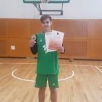 Labākais spēlētājs - Artjoms Jeršovs