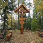 Desetnīku kapsētas krucifikss