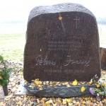 Piemineklis Pēterim Jurciņam