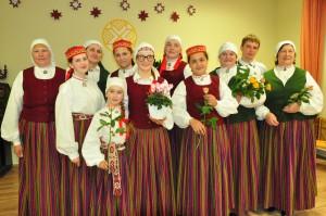Čornajas folkloras kopa Ausmeņa