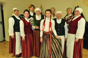 Ozolaines kultūras nama folkloras kopa Zeile