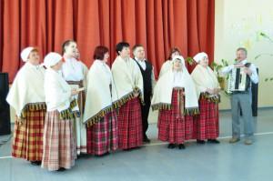 Ilzeskalna tautas nama folkloras kopa