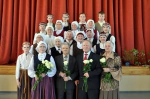 Nautrēnu kultūras nama etnogrāfiskais ansamblis Rogovka
