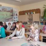 Skolotāji viesojas Bauskā