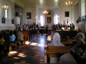 Bērzgales RK draudzes baznīca