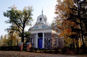 Kuļņevas pareizticīgo baznīca