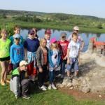 Maltas 2. vidusskolas bērni ekskursijā