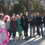Gaigalavas pamatskola - Meža olimpiādes finālisti