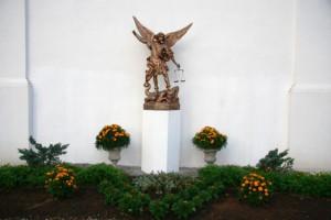 Viļānu katoļu baznīca