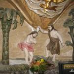 Jāņa Kristītāja cilnis Pasienes baznīcā