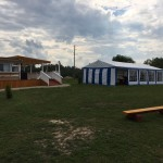 Silvija vagonins telts