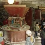 Nagļu bērnu ekskursija