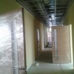 Rekonstrukcijas darbi Kaunatas vidusskolā