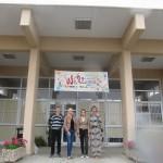 Adamovas audzēkņi Kiprā