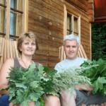 Andris un Nellija Kiščenko