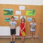 Bērnu zīmējumu konkurss Kantiniekos