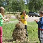 Vides nometne Zaļā dzīve Dricānos