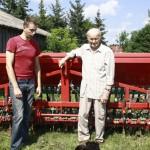 Vectēvs un mazdēls
