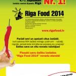 Riga FOOD_2014