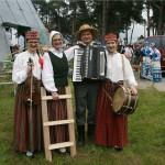 Igauņu ģimene Baltkrievijā