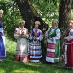 """Rēzeknes baltkrievu ansamblis """"Suzorje"""""""