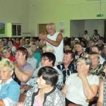Sapulces apmeklētāji (foto: Madara Ļaksa)