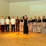Dzied Rēzeknes novada vokālā studija