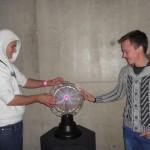 Audriņu skolēni iepazīst zinātnes centru