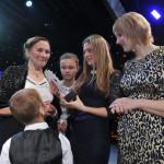03.12.2014. Latvijas lepnums 2014. Noslēgums. Noslēguma ceremonija. Foto: Aivars Liepiņš