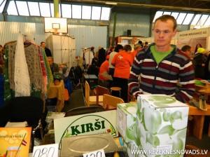 Rēzeknes novada uzņēmēji ikgadējā izstādē Rēzeknes uzņēmējs 2014.