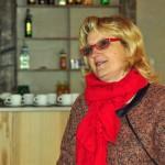 Rāznas Ezerkrastu saimniece Sandra Viša