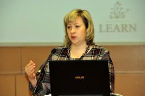 Nodibinājuma LEARN vecākā konsultante Daina Butlere
