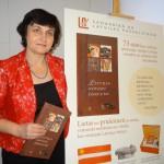 Baltinavas novada dārgums -  dramaturģe Anita Ločmele - Danskovīte