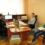Rēzeknes novada Bērnu un jaunatnes sporta skolas direktors Aldis Ciukmacis ar