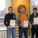 Igors Jegorovs, Aivars Justs, Andrejs Semeņuga