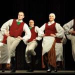 Verēmu TN vidējās paaudzes deju kolektīvs Kūzuls