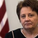 Ministru prezidente Laimdota Straujuma