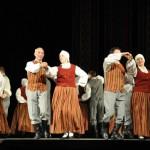 Lendžu pagasta KN vidējās paaudzes deju kolektīvs Ūdzeņa