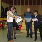 Diplomu saņem Maltas komanda