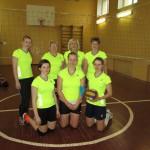 Nautrēnu sieviešu komanda