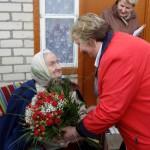 Jubilāri sveic Rēzeknes novada pašvaldības Sociālā dienesta vadītāja Silvija Stankale