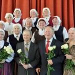 Rogovkas etnogrāfiskais ansamblis. Foto: Madara Ļaksa